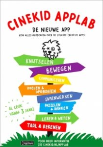 Cinekid Applab - met kader