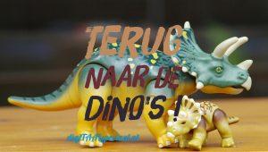 Terug naar de Dino's ! | DigiTAALSpeciaal
